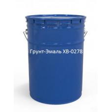 Грунт-Эмаль ХВ-0278 по ржавчине