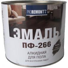 """Эмаль ПФ-266 """"Proremontt"""""""